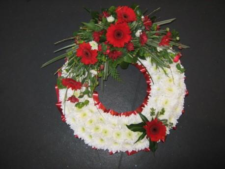 Based Wreath Tribute