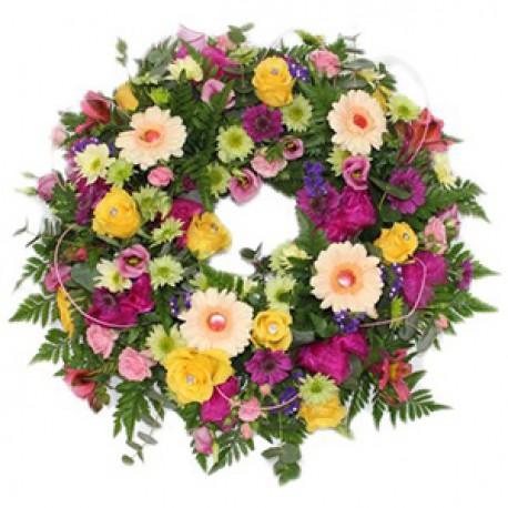 Loose based wreath