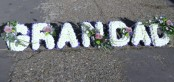 GRANDAD Letters tribute