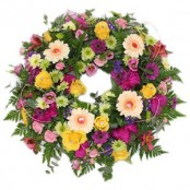 Loose based wreath