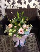 Springtime Pastels Bouquet